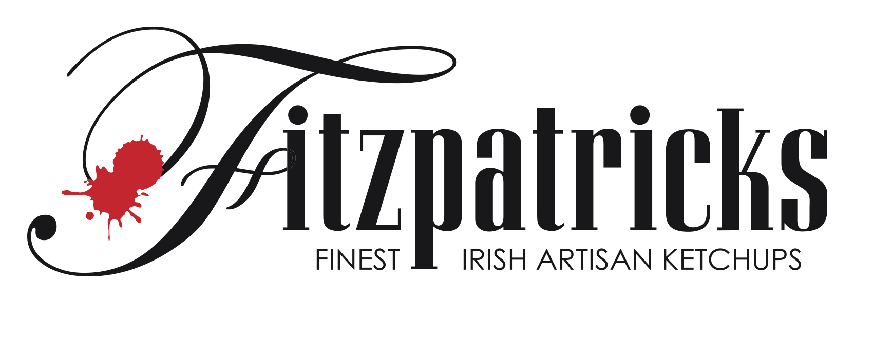 Fitzpatrick's Gourmet Ketchup infused with Poitin